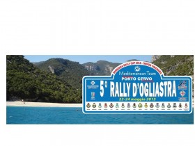 5° rally d'Ogliastra - STS Sardinian Tourist Services